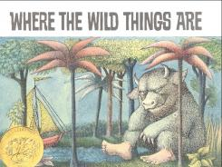 'Where the Wild Things Are' by Maurice Sendak is a children's classic which takes place in the jungle. The proportion of images where the built environment was the primary environment rose throughout the period studied. Meanwhile, images of natural environments declined during that same period.