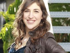 "Mayim Bialik has written a new book ""Beyond the Sling"" that focuses on attachment parenting."