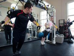 Teens and kids may not care much about strength training's ability to improve coordination and bone mass, which decreases with age and increases the risk of fractures, but over the course of time it becomes really important, experts say.