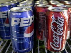 Coca Cola and Pepsi say their drinks will not taste any different.