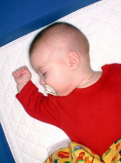 SIDS kills an estimated 2,500 babies in the United States each year.