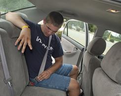 Nearly six in seven U.S. adults now wear seat belts.