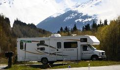 RV sales up in August