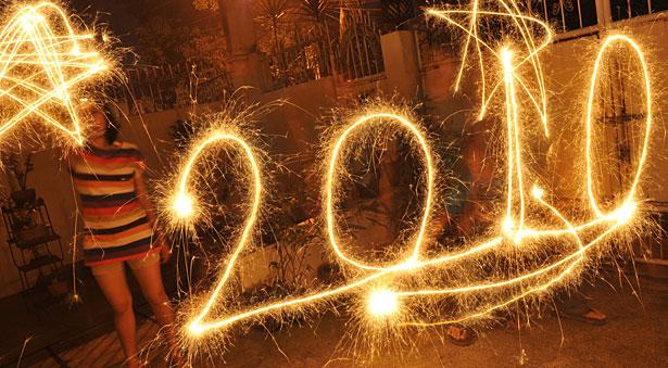 2010 sparklers