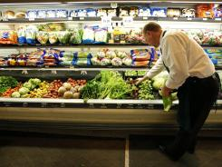 """""""Price is not a good excuse"""" for not eating a nutritious diet, says Andrea Carlson, who studies food prices and food consumption with an emphasis on healthy diets."""